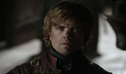 Tyrion is Speechless
