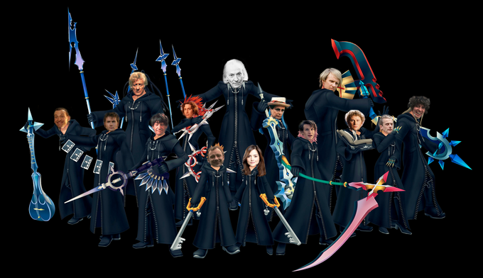 Doctor Whorganization XIII