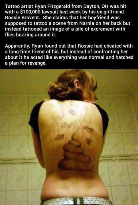 Tattoo Revenge