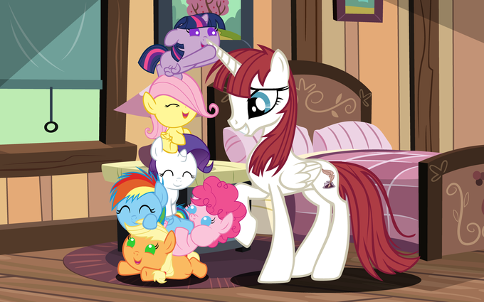 We're Taller Than Fausticorn!