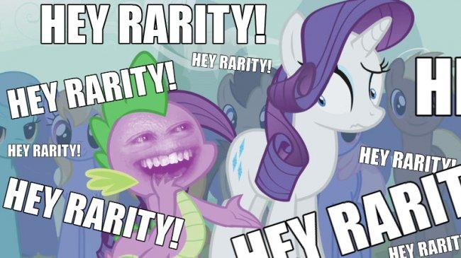Hey! Rarity!