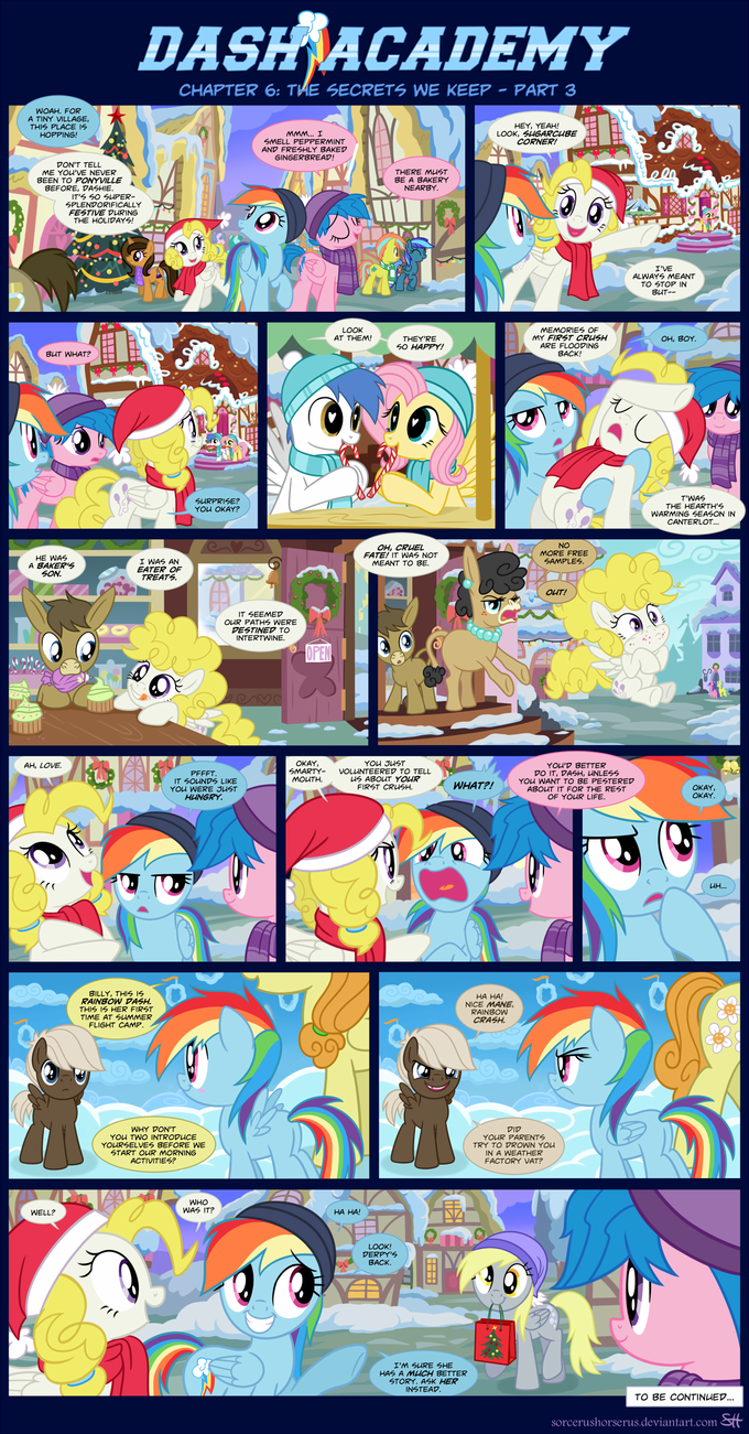Dash Academy 6- The Secrets We Keep 3