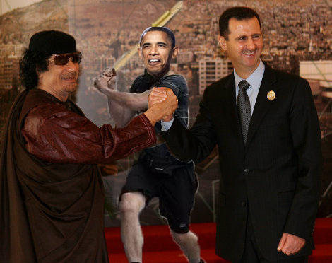 Good Times with Dictators