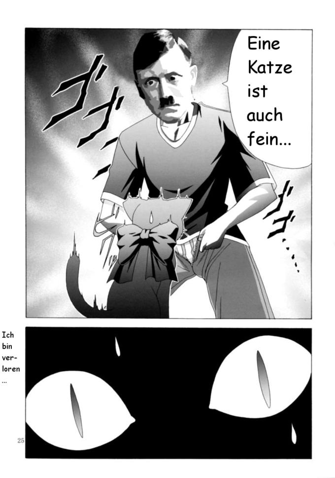 Hitler und sein Katzen-Fetisch