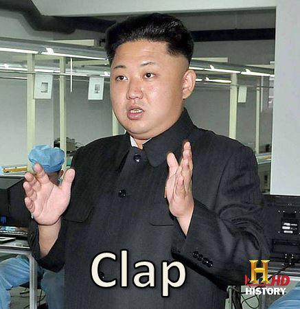 Clap...