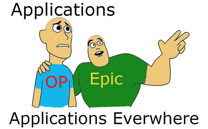 Applications Everwhere