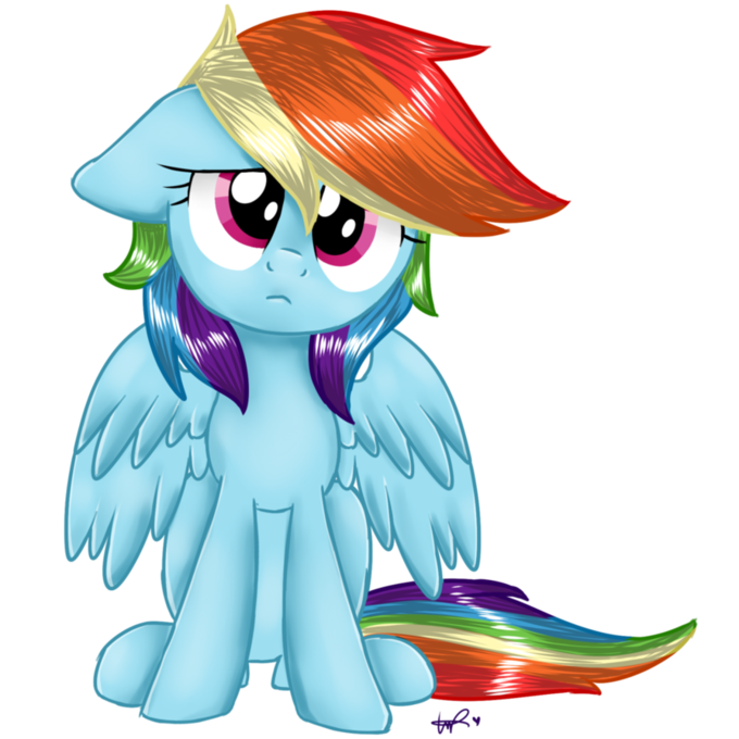 Sad Dashie