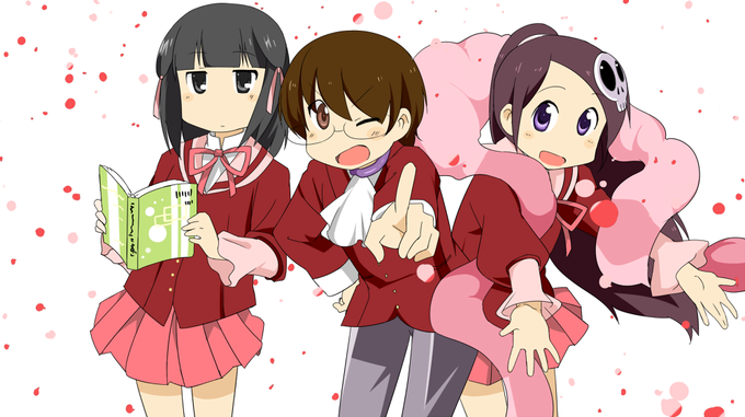The World God Only Knows X Nichijou