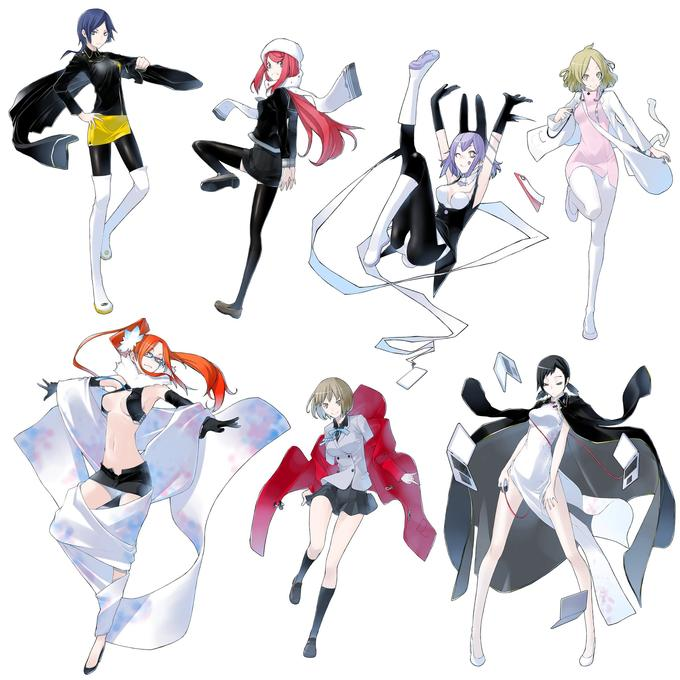 The Females of Devil Survivor 2