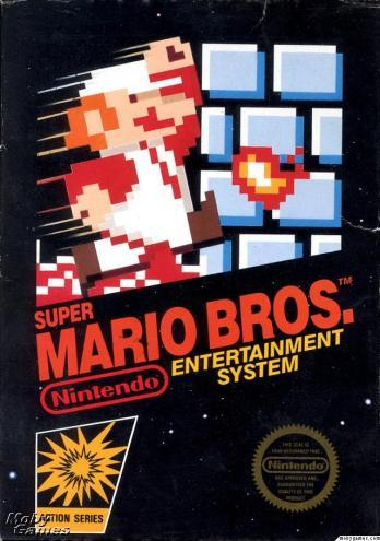 The game that saved the Video Game Industry and ended the VG Crash.