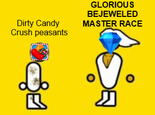 Glorious Bejeweled Master Race