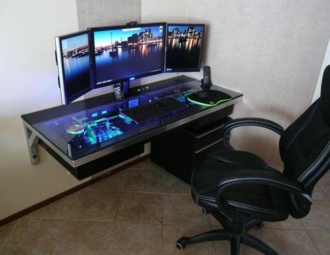PC Battle Station