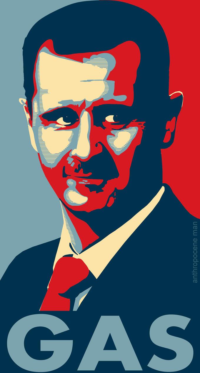 Al Assad campaign