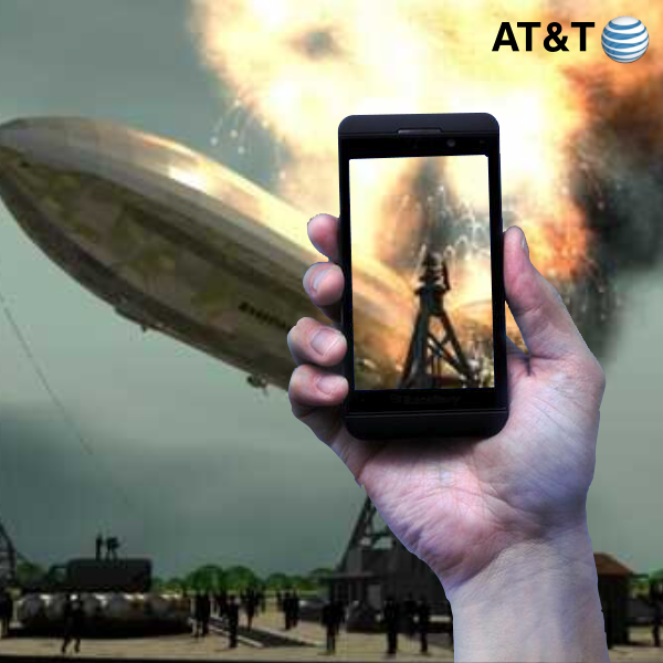 AT&T Remembers The Hindenburg