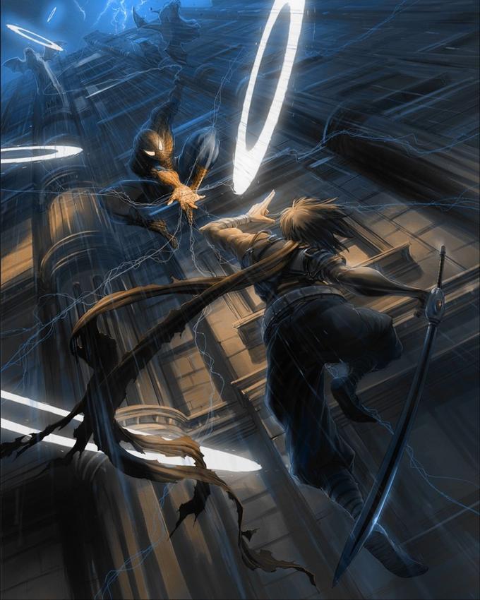Spider vs Strider