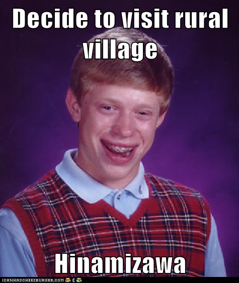 Bad Luck Brian goes on holiday 2