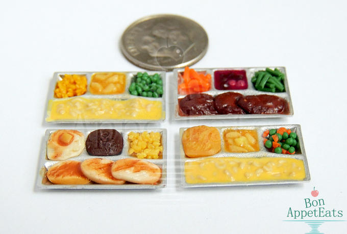 What is This? TV Dinners for Ants?