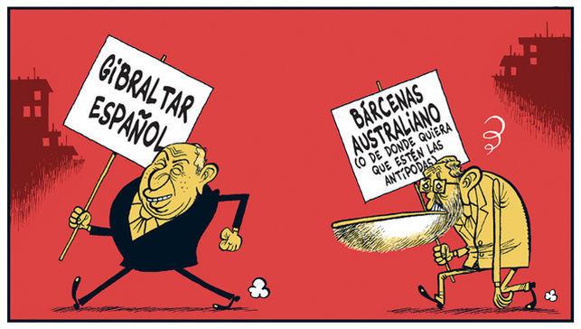 Gibraltar Español comic