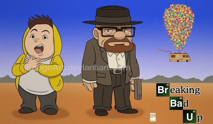 Breaking Bad UP