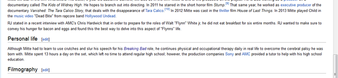Wikipedia: This Can't Be True