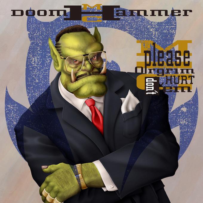 MC Doomhammer