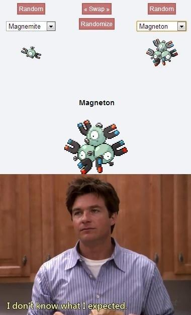Magneton Pokefusion