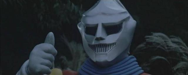 Jet Jaguar Thumbs Up