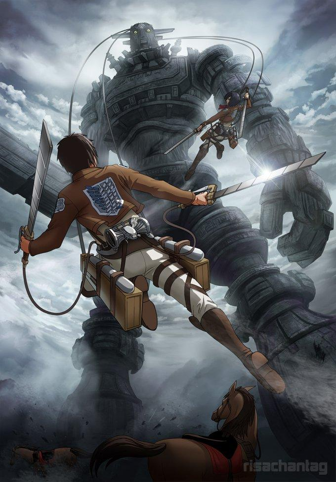 Attack on Colossus