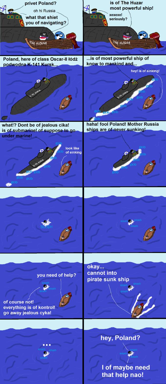 Poland can into pirates! Part 3