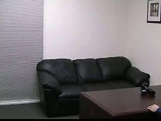 Backroom casting couch black