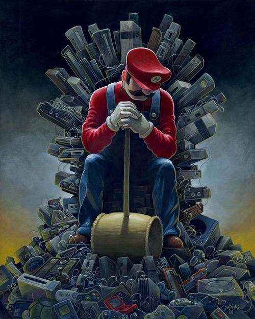 Throne Of Games.