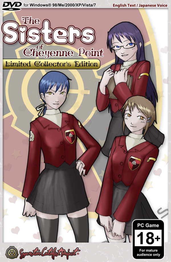 "SCP-069-J - ""Sisters of Cheyenne Point"""
