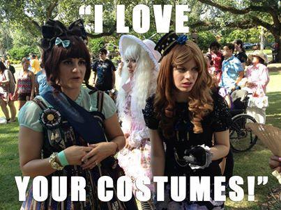 Judgmental Lolita
