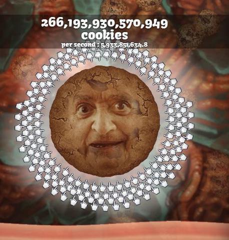 Grandma Cookie