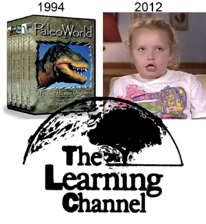 "TLC The ""Learning"" Channel Then and Now Network Decay"