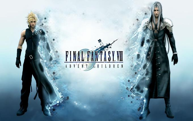 Advent Children Wallpaper