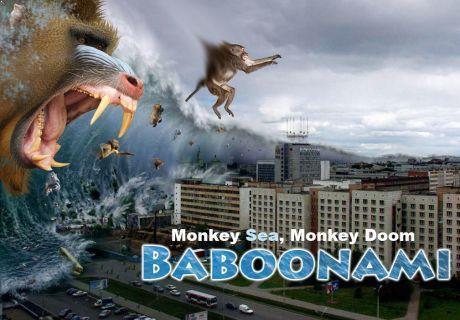 Monkey Sea, Monkey Doom!