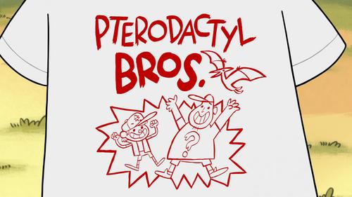Bros before Dinos!