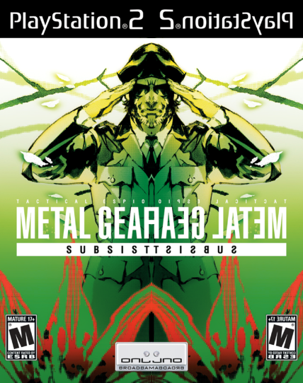Metal Gear raeG lateM