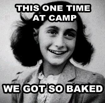 0ab so baked anne frank know your meme