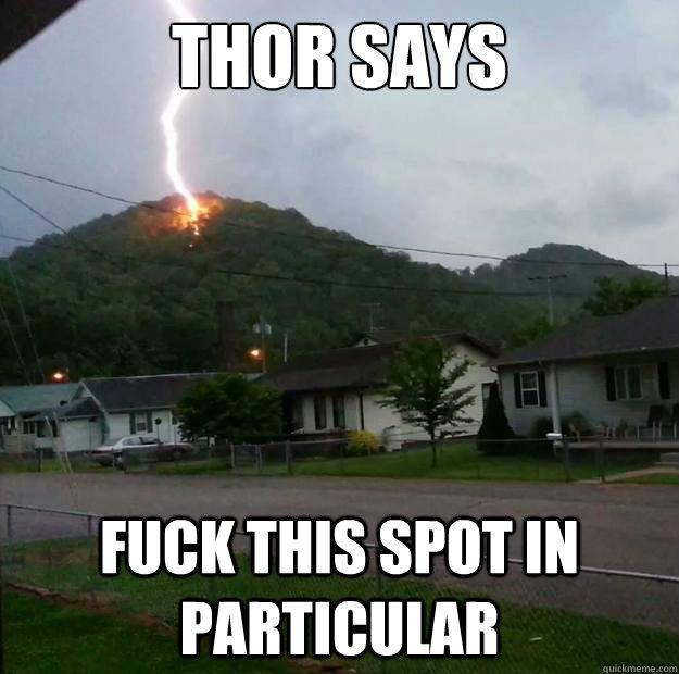 WTF Thor