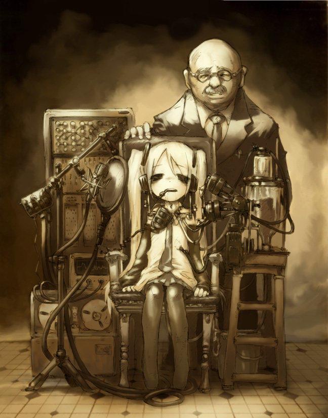 Vocaloid? More like Mengeloid...