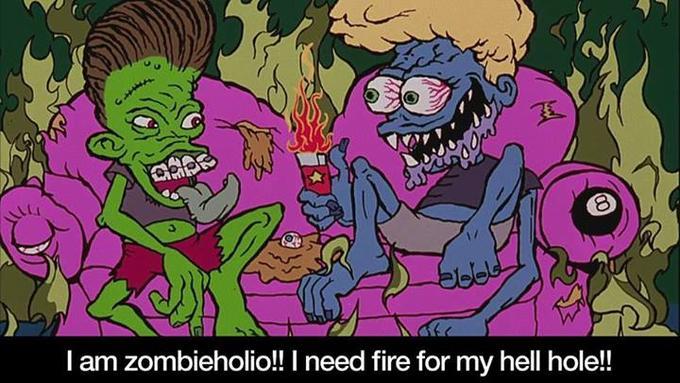 Zombieholio