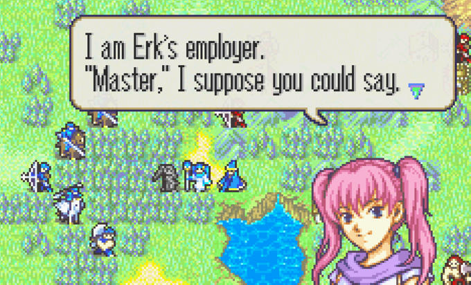 I don't like the sound of that Serra.