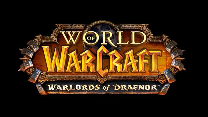 Warlords of Draenor Title