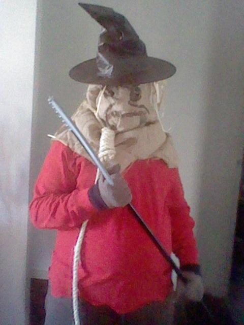 My Scarecrow Cosplay
