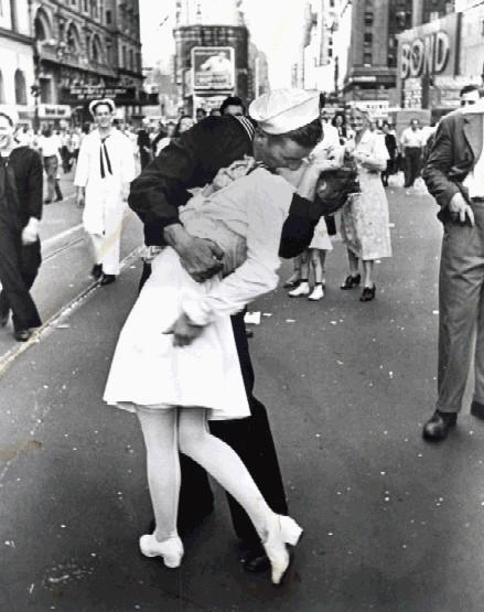 V-J Day in Times Square