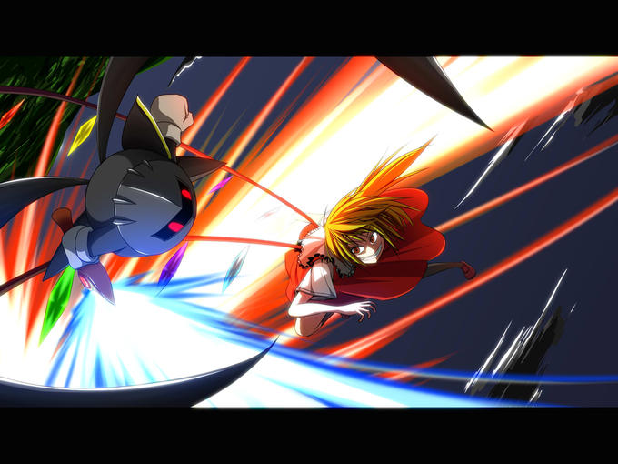 Meta Knight vs. Flandre Scarlet