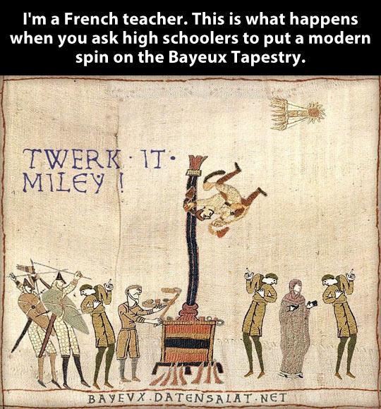 A Modern Spin