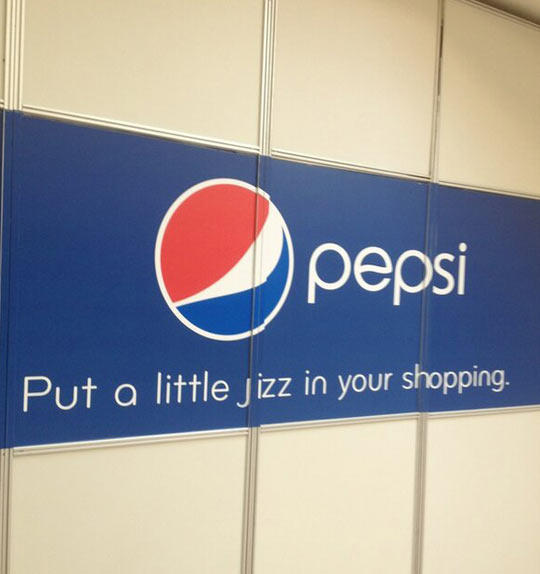 Pepsi Shopping Mall Ad
